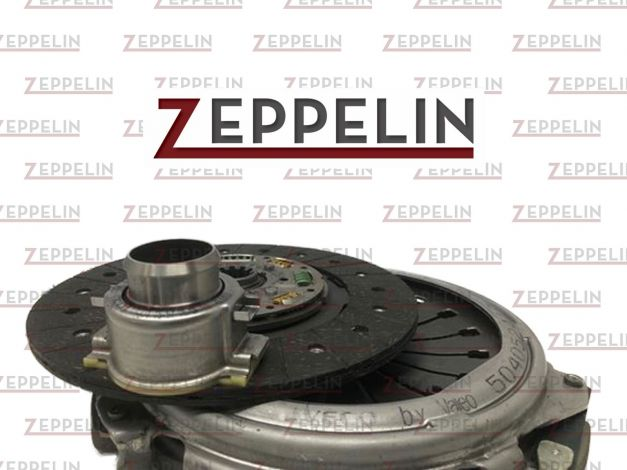 IVECO Daily 1989-1996 10.5 inch Clutch Kit 2992631 3400117701 92901540