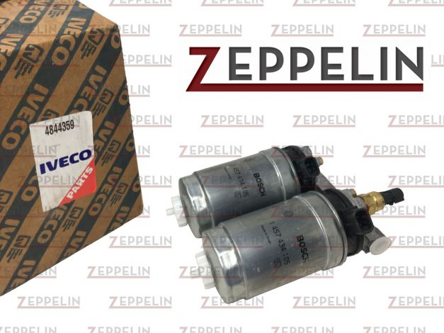 IVECO Eurocargo Fuel Filter Assembly (Housing) 4844359 0450136212