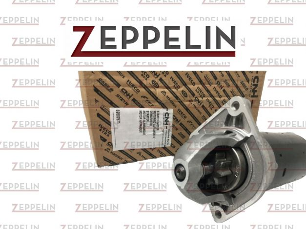 IVECO Daily Starter Motor 69502571 0986018950 1516689R 0001109306